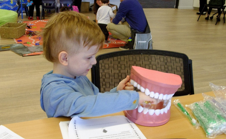 Smiles 4 Miles Oral Health Program comes to Hume