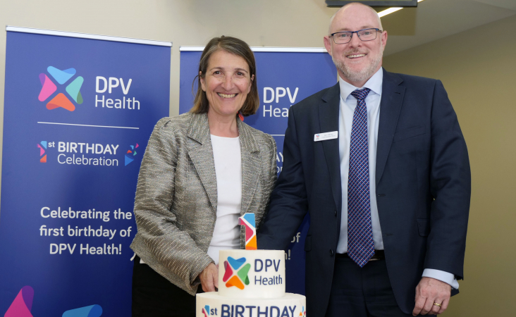DPV Health celebrates one year of better healthcare outcomes