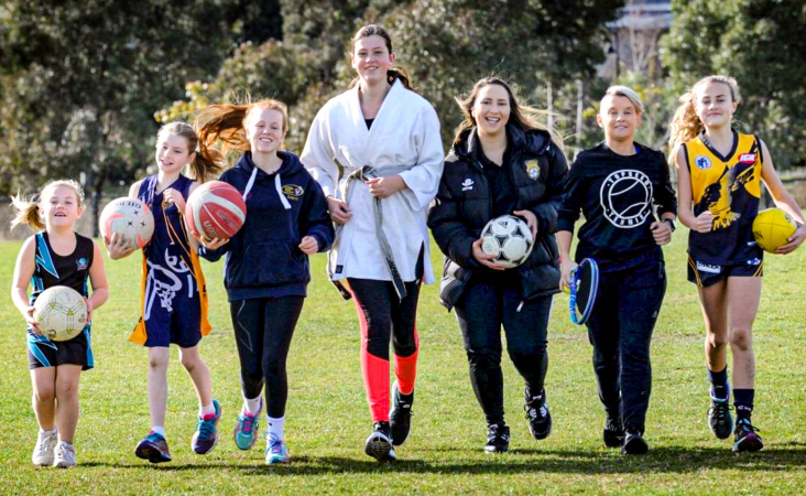 Grants up for grabs to support Female Inclusion in Sports